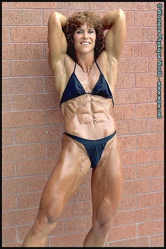 Sue Ann Is My Girlie I M A Strictly Loyalll To This: The Best In Female Bodybuilding And Fitness