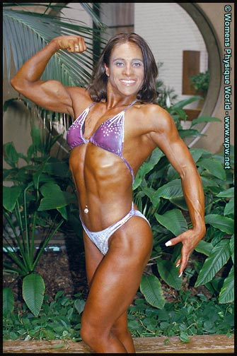 Jennifer Turner USA World Great Female bodybuilders
