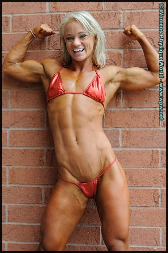 Bikini Bodybuilding Women�s Juniors. and bodybuilding shots in